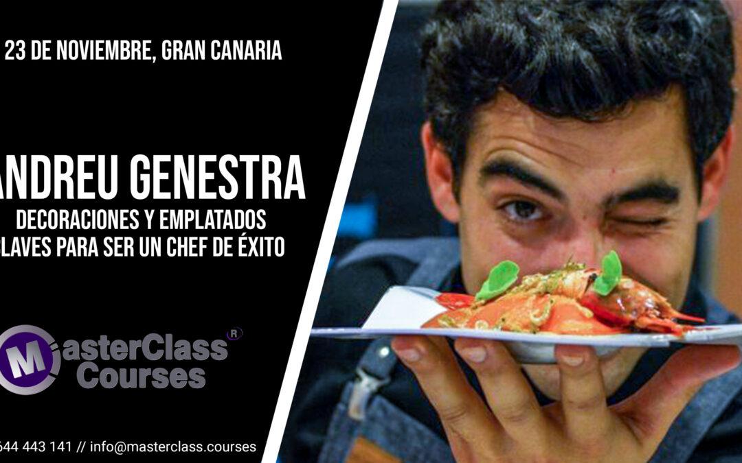 Decoraciones y emplatados. Claves para ser un Chef de éxito. 23 de noviembre de 2020. Gran Canarias.