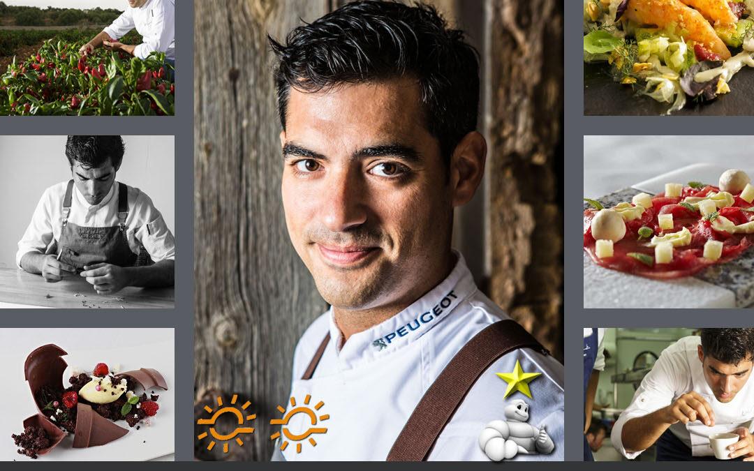 Andreu Genestra. Decoración y emplatados. Claves para ser un Chef de éxito. Gran Canarias.