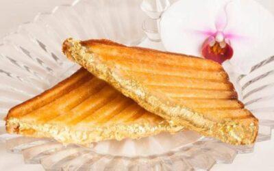 ¿Sabía que… el Sándwich más caro supera los 200 dólares?