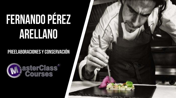 Masterclass con Fernando Pérez Arellano. Mise en place.
