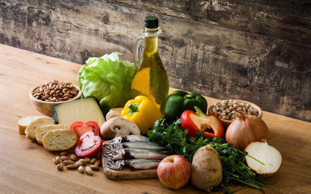 ¿Sabías que… España es la mayor productora de aceite de oliva, vino y azafrán del mundo?